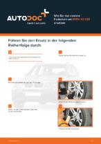BMW-Werkstatthandbuch mit Abbildungen