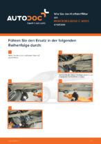 MERCEDES-BENZ-Werkstatthandbuch mit Abbildungen