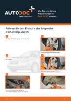 AUDI-Werkstatthandbuch mit Abbildungen