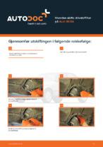 AUDI-reparasjonshåndbøker med illustrasjoner