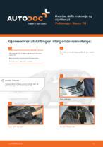 VW-reparasjonshåndbøker med illustrasjoner