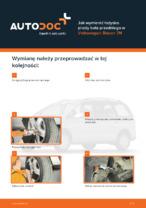 VW - napraw instrukcje z ilustracjami