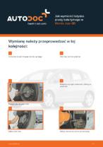 HONDA - napraw instrukcje z ilustracjami