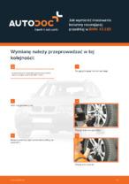 BMW - napraw instrukcje z ilustracjami