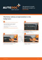AUDI - napraw instrukcje z ilustracjami