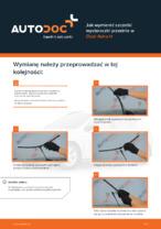 OPEL - napraw instrukcje z ilustracjami