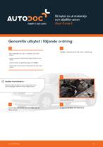 OPEL-handbok för reparationer med illustrationer