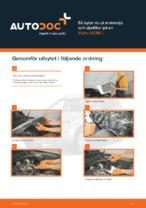 VOLVO-handbok för reparationer med illustrationer