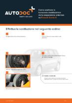 RENAULT - manuali di riparazione con illustrazioni