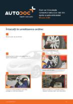 MAZDA-repararea manuale cu ilustrații