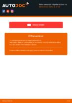 MERCEDES-BENZ - priročniki za popravilo z ilustracijami