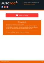 Workshop manual for MERCEDES-BENZ A-Class online