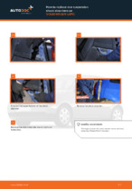 Learn how to fix the VW Shock Absorber front trouble