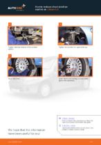 SSANGYONG KYRON repair manual and maintenance tutorial