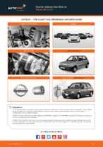 Manual PDF on MICRA maintenance