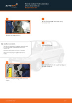 Step-by-step repair guide for Nissan Micra k13