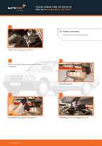 Fitting Oil Filter MERCEDES-BENZ 190 (W201) - step-by-step tutorial
