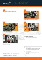 Workshop manual for MERCEDES-BENZ E-Class online