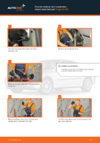 Step-by-step repair guide for Peugeot 406 Coupe