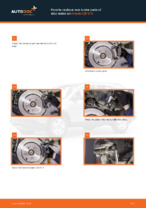 DIY CHRYSLER change Deflection / Guide Pulley, timing belt - online manual pdf