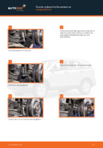 HONDA CR-V manual pdf free download