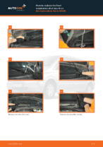 Online manual on changing Anti roll bar bush kit yourself on Alfa Romeo 159 Sportwagon