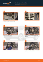 Free online instructions on how to renew Wheel bearing kit on SKODA OCTAVIA Combi (1Z5)