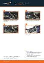 Replacing Air Filter VW TRANSPORTER: free pdf