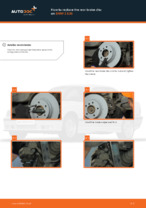 Auto mechanic's recommendations on replacing BMW BMW E36 Compact 316i 1.9 Brake Pads