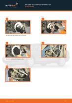 PDF Manual för reparation av reservdelar bil: A4 Sedan (8D2, B5)
