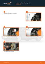 När byta Hjullagersats AUDI A4 (8D2, B5): pdf handledning
