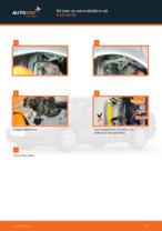 PDF Manual för reparation av reservdelar bil: AUDI A4 Sedan (8D2, B5)