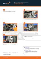 När byta Styrled yttre VW LUPO (6X1, 6E1): pdf handledning