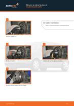 bak och fram Hjulnav VW Lupo (6X1, 6E1) | PDF instruktioner för utbyte