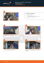 Bromsar byta och reparationsmanual med illustrationer