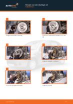 PDF Manual för reparation av reservdelar bil: CITROËN Berlingo / Berlingo First (MF, GJK, GFK)
