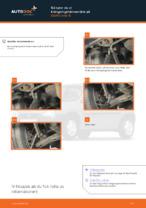 Laga Bussning krängningshämmare: pdf instruktioner för OPEL CORSA