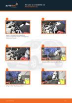 När byta Bränslefilter KIA SORENTO I (JC): pdf handledning