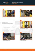 SUZUKI-handbok för reparationer med illustrationer