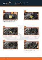 Byta Bränslefilter diesel OPEL ASTRA: online guide