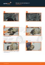 Bilmekanikers rekommendationer om att byta OPEL Opel Astra h l48 1.6 (L48) Bromsbelägg
