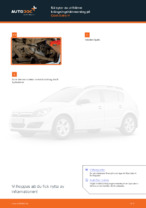 PDF guide för byta: Krängningshämmarstag OPEL bak och fram