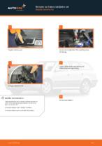 RIDEX 188C0016 för SEAT, SKODA, VW | PDF instruktioner för utbyte