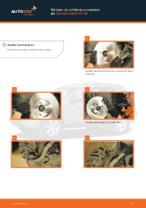 PDF guide för byta: Bromsskivor HYUNDAI bak och fram