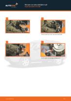 PDF guide för byta: Spiralfjädrar HYUNDAI bak och fram