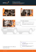 Steg-för-steg-guide i PDF om att byta Hjullager i Audi A5 8ta