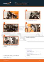 Gratis instruktioner online hur installerar man Styrekugle MERCEDES-BENZ 190 (W201)