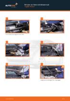 Så byter du främre stötdämpare på Toyota Prius II