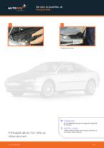 PEUGEOT-handbok för reparationer med illustrationer