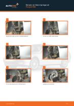bilreservdelar PEUGEOT 406 Break (8E/F) | PDF Manual för reparation
